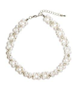hm choker pearl