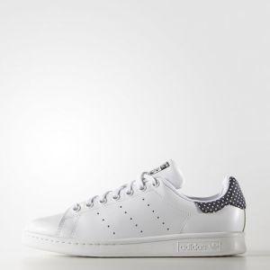 Adidas - Women's Rita Ora Stan Smith Shoes (White)