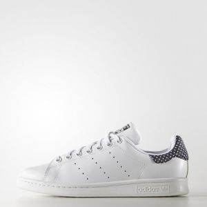 Adidas - Women's Rita Ora Stan Smith Shoes (White)