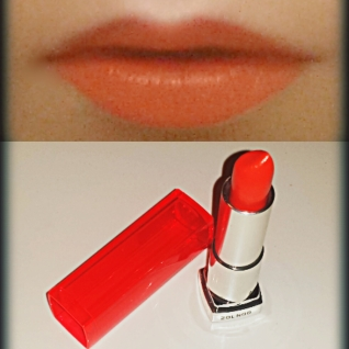 "Maybelline Vivids ""Electric Orange"""