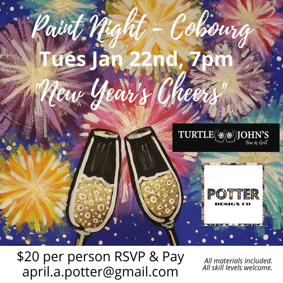 paint night jan 22